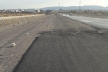 ورودی های شهر دهدشت تعیین تکلیف شد