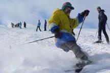 احداث 5  پیست اسکی استاندارد در اردبیل