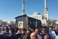 پیکر حجت الاسلام طباطبایی در قم به خاک سپرده شد