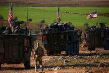 نیروهای آمریکایی خارج شده از سوریه در پایگاه «عین الاسد» عراق مستقر شدند