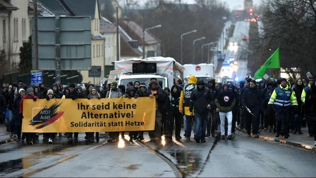 راستگرایان آلمان به دنبال جدایی این کشور از اتحادیه اروپا