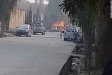 حمله انتحاری و درگیری مسلحانه در سازمان «حمایت از کودکان»+ تصاویر