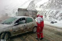 هلال احمر سمنان به 2654 حادثه دیده امدادرسانی کرد