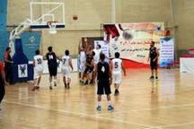 آغاز رقابتهای بسکتبال لیگ برتر بزرگسالان استان گیلان