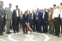 عملیات ساخت مرحله نخست سایت امداد هوایی دانشگاه علوم پزشکی استان سمنان آغاز شد