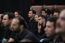 مداح :محمود کریمی/ ای مرا دلبر و دلدار بیا برگردیم/ شب دوم محرم 97