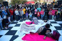 نمایشهای خیابانی جشنواره بینالمللی تئاتر کوک رضایتبخش است