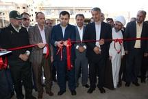 اولین پارکینگ طبقاتی شرق گلستان در گنبد افتتاح شد