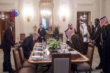 سند لو رفته از هزینه استقبال از ترامپ در عربستان