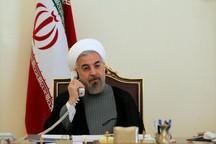 دکتر روحانی: اراده دولت دوازدهم بر توسعه روابط صمیمانه و نزدیک با ترکیه است