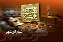 شهردار همدان انتخاب شد