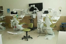 40 یونیت جدید به مجموعه دانشکده دندانپزشکی زاهدان افزوده شد