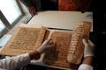 قرآن تاریخی نگل به دست شاخصترین مرمت کار کشور ترمیم میشود