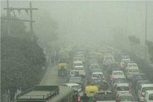 کاهش ۱۴ درصدی آلودگی هوا در محدودههای ترافیکی تهران