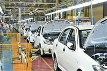 تولید خودرو 9.8 درصد افزایش یافت