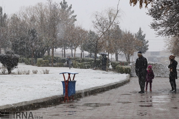 میانگین بارندگی در فارس 177 درصد افزایش یافت