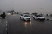 بارندگی و وزش باد شدید تا چهارشنبه در خوزستان ادامه دارد