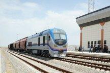 افزایش 9 درصدی جابجایی بار در راه آهن گلستان