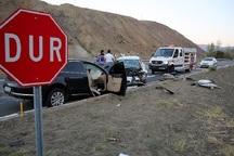 تصادفات یک هفته ای جنوب سیستان و بلوچستان 9 کشته برجا گذاشت