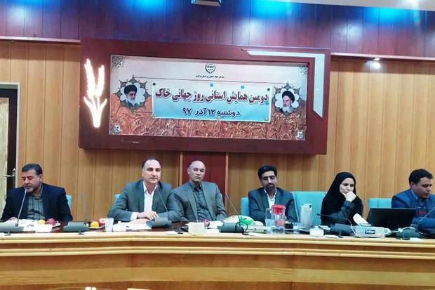 مصرف کود شیمیایی در استان مرکزی به 65 هزار تن رسید