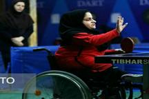 عضو تیم ملی تنیس معلولین: هدفم کسب طلای مسابقات اسیایی اندونزی است