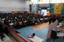مسابقات استانی قرآن دانش آموزان دختر در مه ولات پایان یافت
