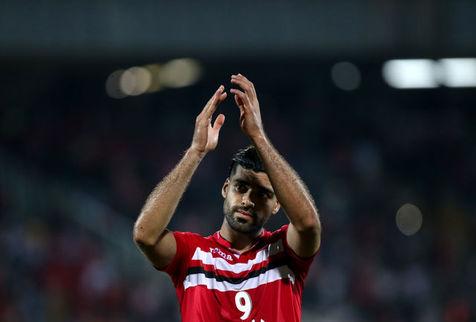 پرسپولیس با کاپیتانی جدید  در بازی با نفت تهران