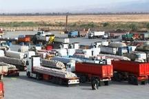 2 میلیارد و 107 میلیون دلار کالا از مرز مهران صادر شد