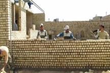 ساخت 118 واحد مسکونی مددجویی دشتی آغاز شد