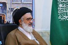 لبیک یاحسین در عصر کنونی تلاش برای حفظ نظام اسلامی است