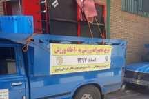 10 خانه ورزشی حاشیه شهر مشهد تجهیز شد