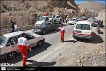 تصادفات نوروزی جنوب سیستان و بلوچستان 19 درصد افزایش یافت