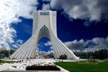 هوای پایتخت پاک است  منطقه 4 و سوهانک پاکترین نقاط تهران
