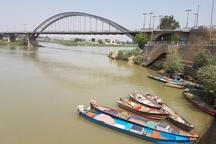 میهمانان نوروزی از تفریح با قایق های ساحل کارون پرهیز کنند
