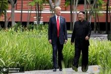 رهبر کره شمالی ترامپ را به بازی گرفته است/پیونگ یانگ60 کلاهک هسته ای دارد