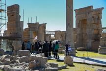 حدود 4.5 میلیون نفر از اماکن تاریخی- فرهنگی فارس دیدن کردند
