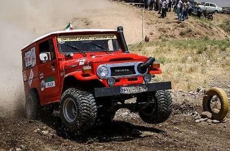 کردستان میزبان رقابت های اتومبیلرانی آفرود قهرمانی کشور می شود