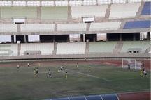 تیم فوتبال فجر شهید سپاسی شیراز شاهین بوشهر را شکست داد