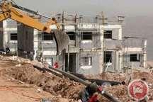 صهیونیست ها ساخت هزاران واحد مسکونی در کرانه غربی را تصویب می کنند