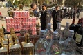 کشف 100 لیتر مشروبات الکلی دست ساز در نکا