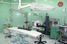 نصب تجهیزات پزشکی بیمارستان آیت الله بروجردی آغازشد