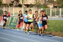 دوندگان فارس در رقابت های لیگ طلایی کشور 6 مدال کسب کردند