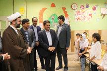 آغاز فعالیت 47 میز حقوق کودک در مجموعه شهرداری تبریز