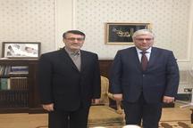دیدار سفرای ایران و عراق در لندن