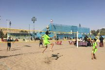 اردوی تیم ملی فوتوالی بزرگسالان کشور در اردکان آغاز شد