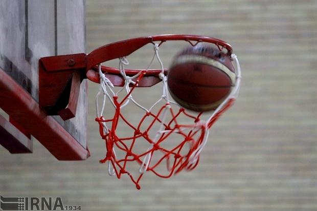 مسابقات بسکتبال جام نوروز در رشت آغاز شد