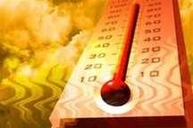دمای هوای تیرماه امسال زنجان 6 درجه افزایش داشت