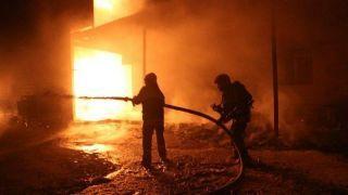 آخرین جزئیات حادثه آتش سوزی قهوه خانه ای در چالوس