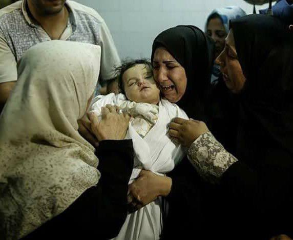 واکنش سید حسن خمینی به جنایت وحشیانه  صهیونیست ها علیه مردم فلسطین