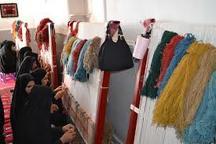حمایت از  ایجاد کارگاههای صنایع دستی اشتغال پایدار را به همراه دارد